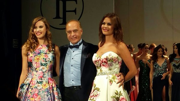 Jessica Bueno, Maria José Suárez y Toni Fernández