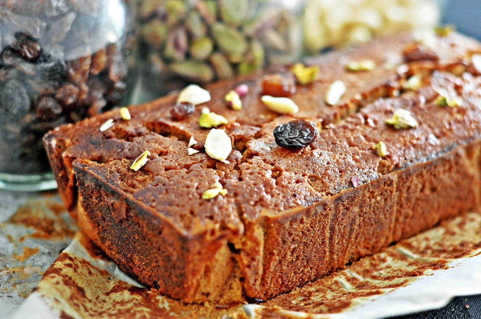 Mincemeat Cake Bbc