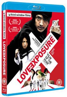Love Exposure Blu-ray