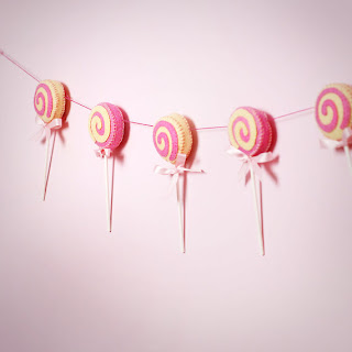 lollipop bunting