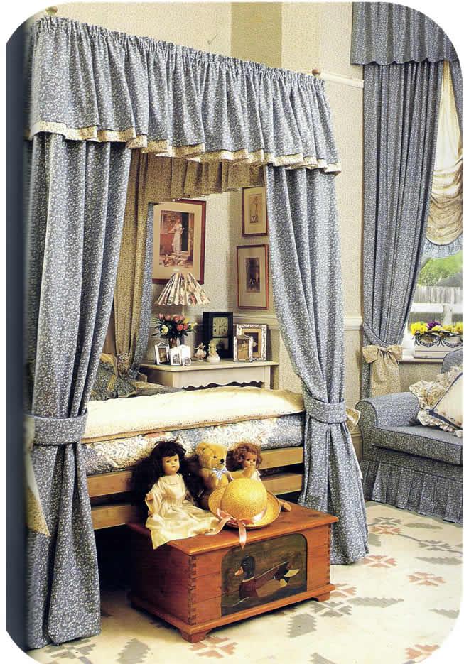 Desigrans Interior Style Bedroom English Style 4