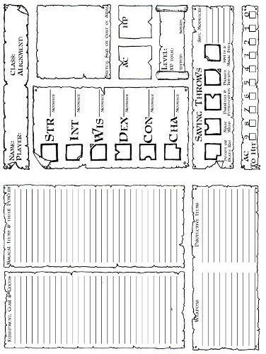 3.5 character sheet mad irishman fillable pdf