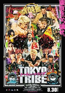 Watch Tokyo Tribe (2014) movie free online