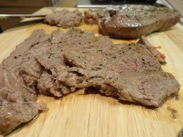 Steak sandwich recipe - 09