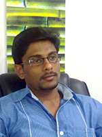 Designer Sudheesh Vayaneri
