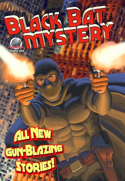 Black Bat Mystery Vol. 1