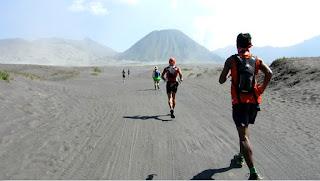 Bromo marathon, Paket wisata bromo, gunung bromo