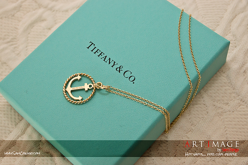 """nautical tiffany necklace"