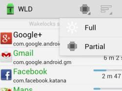 vedi le app che consumano batteria
