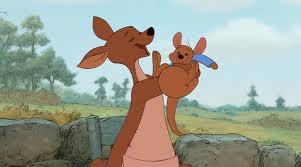 Kanga Roo Winnie the Pooh 2011 Disney movie