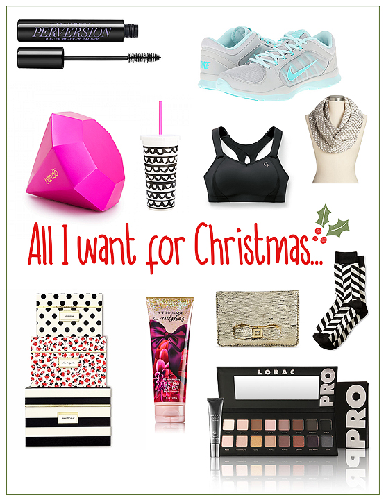 all i want for christmas guide krystal - Stuff To Get For Christmas