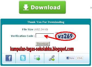 Download Tugas dari Ziddu