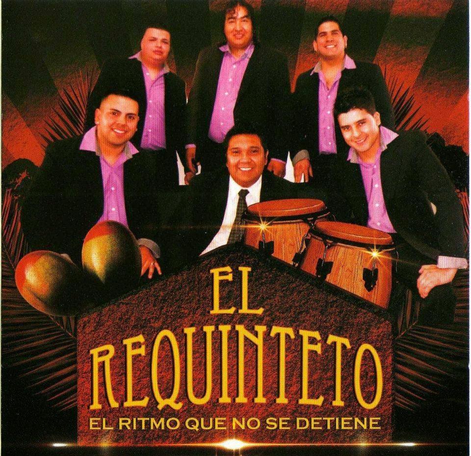 El Requinteto - El Ritmo No Se Detiene (2014)