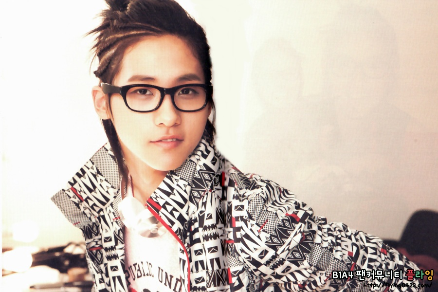 The Shining Story: 100 Fakta CNU B1A4 : CNU Facts