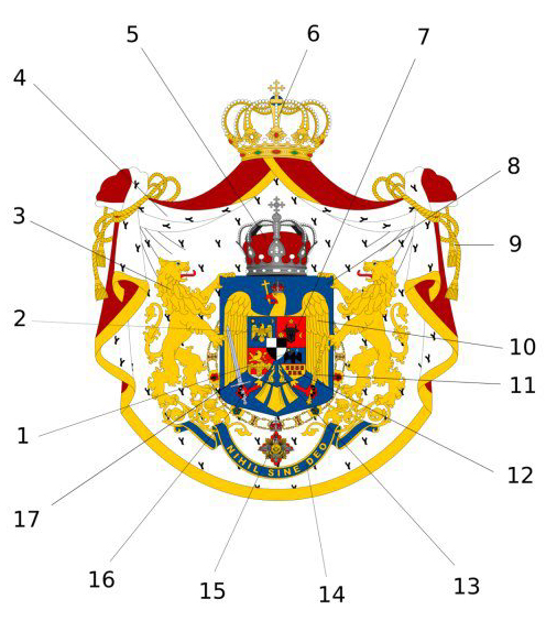 Stema Regatului Romaniei