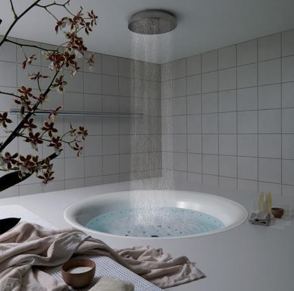 This bathroom design might