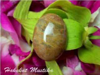Batu Mustika Kerejekian dan Keselamatan