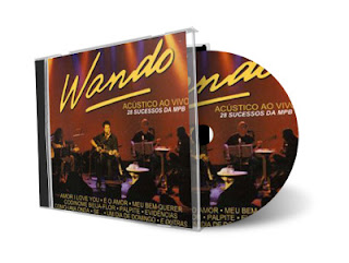 Cd Wando – Acustico Ao Vivo