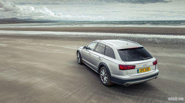 Xe Audi A6 Allroad Sport ra mắt tại Anh