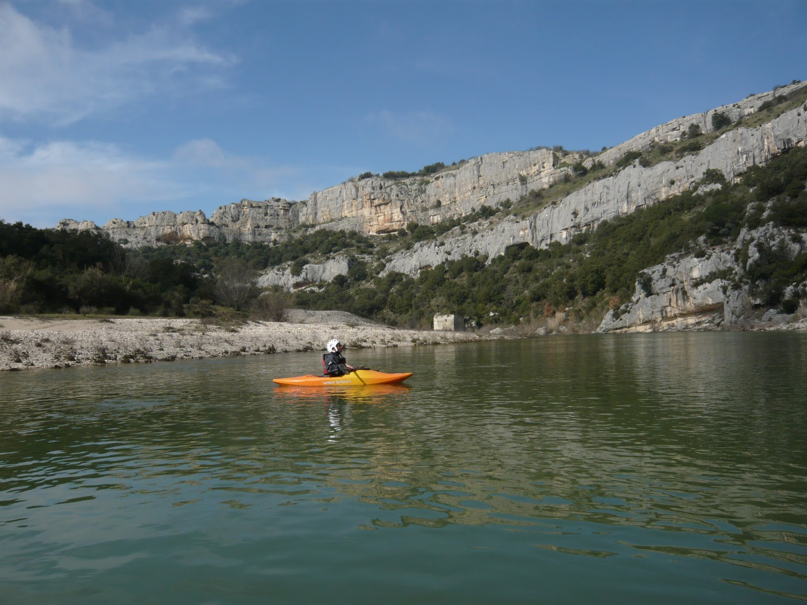 natu 39 rando canoe v lo au pont du gard gardon les vacances de la toussaint. Black Bedroom Furniture Sets. Home Design Ideas