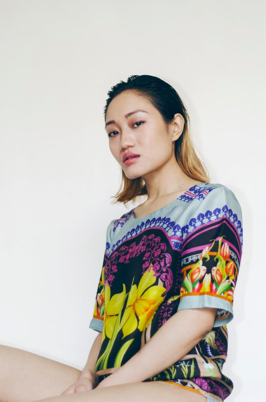 DIY photo-shoot at Home, Aien Jamir, Fashion & I, Indian Blogger, Fashion Blogger, New Delhi,