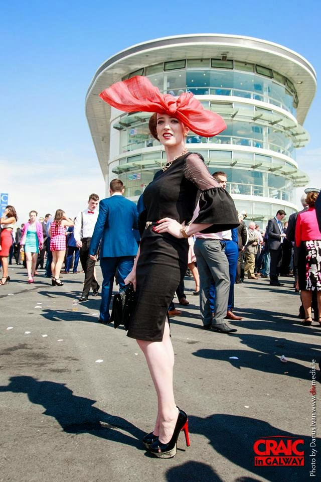 Bec Boop Ladies Day Galway Races