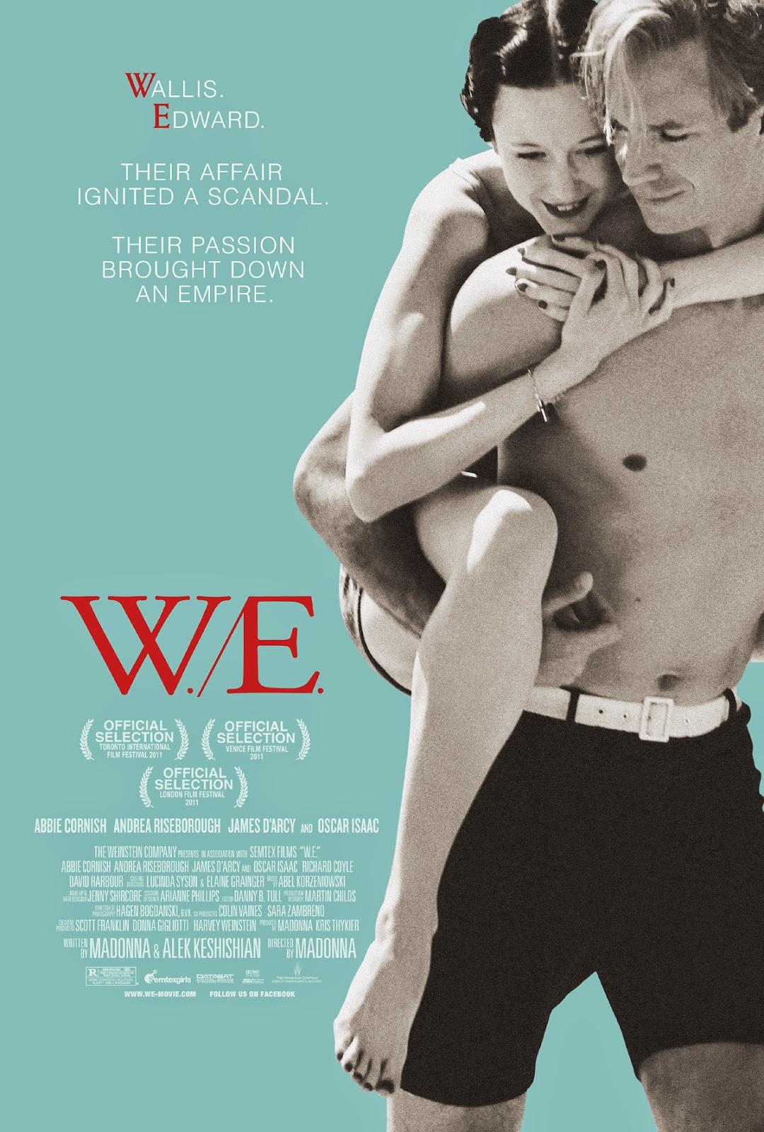 W.E. (Wallis y Eduardo: El romance del siglo)