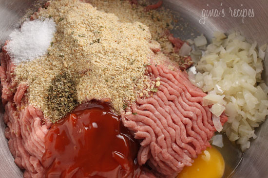 Turkey Meatloaf   Skinnytaste