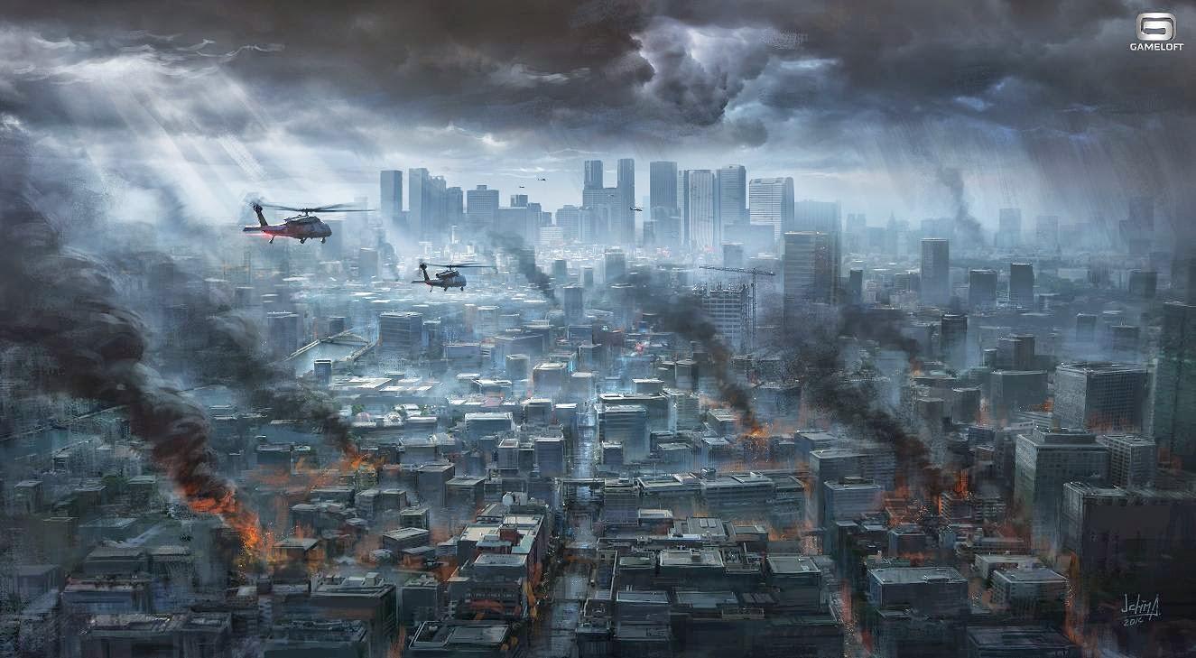 Modern Combat 5 para Android, iPhone e iPad, argumento del juego más esperado
