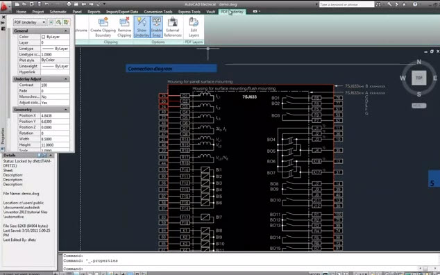 Electrical design autocad electrical design tutorial pdf autocad electrical design tutorial pdf asfbconference2016 Images
