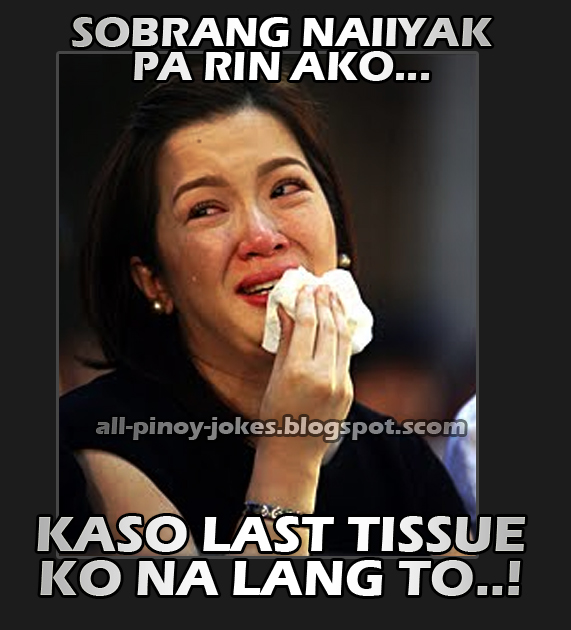 Funny Face Meme Tagalog : Kris aquino crying meme funny pinoy jokes atbp