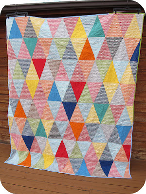 A Star is Born Baby Quilt with FREE pattern