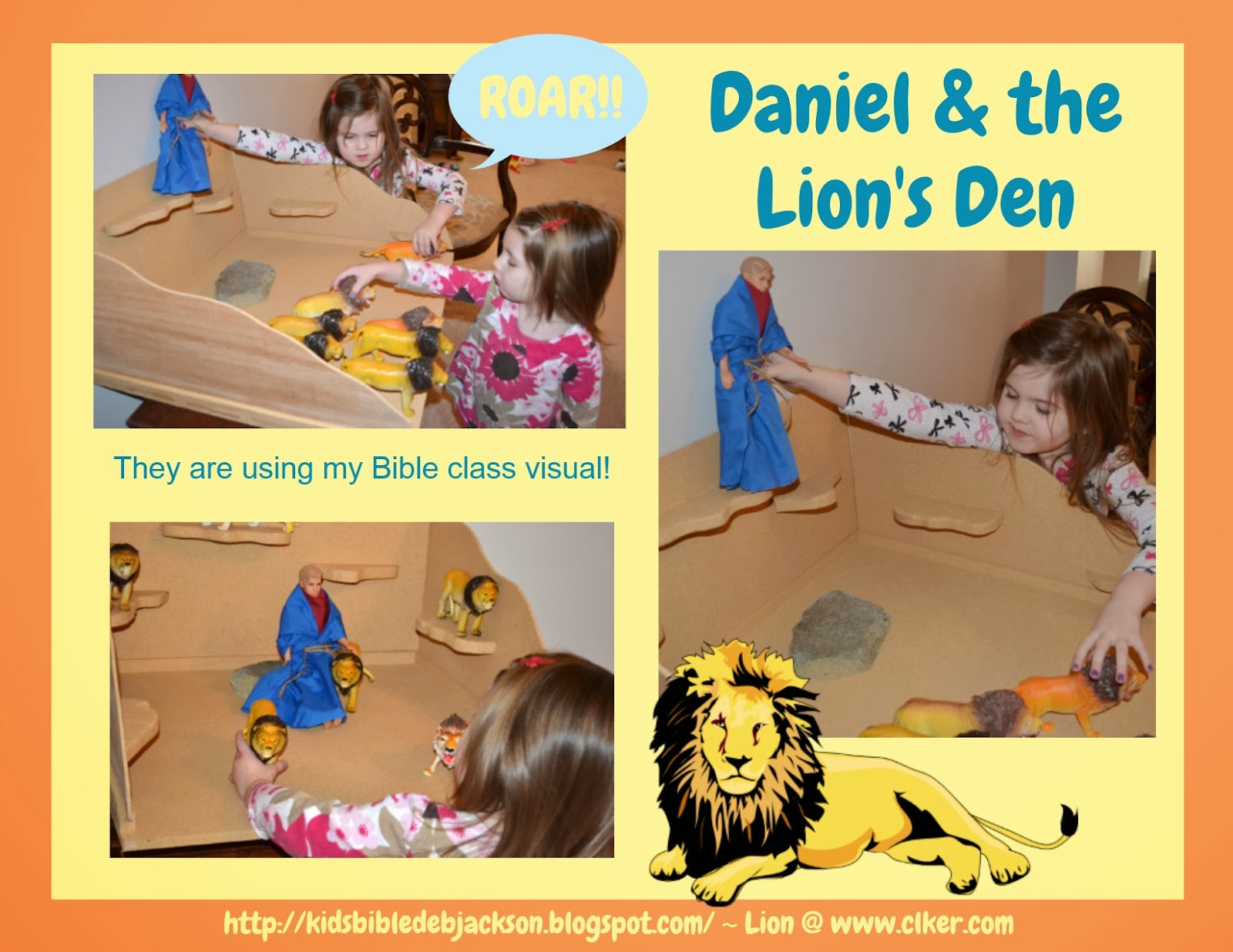 bible fun for kids preschool alphabet l is for lions