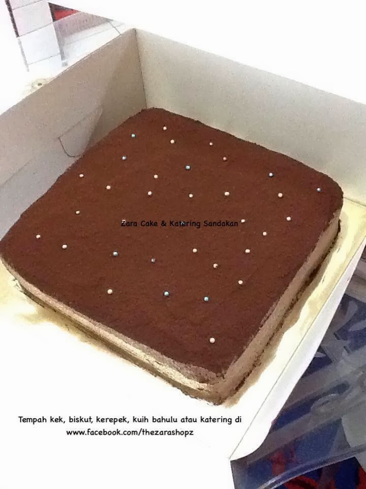 Kek Chocolate Blackout