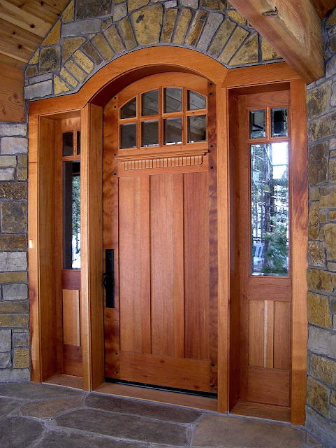 amazing wooden craftsman entry doors along with uniqe shape