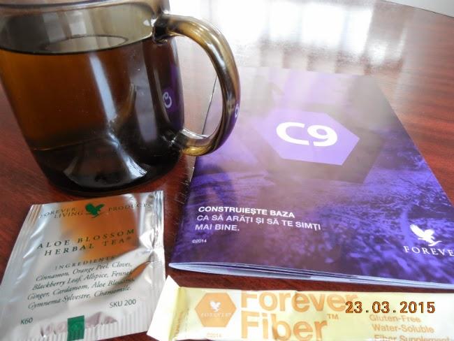 Ceai de Aloe Vera