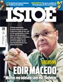 Capa da edição da Istoé que entrevistou Edir Macedo