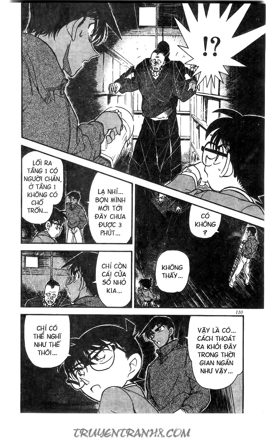xem truyen moi - Conan chap 249