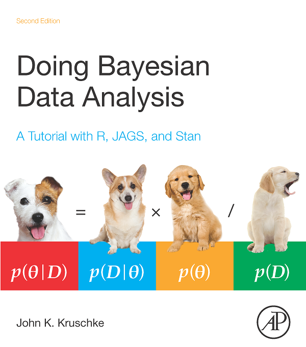 2nd Edition has shipped (Doing Bayesian Data Analysis)
