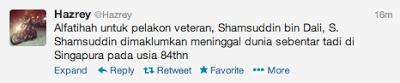 gambar s shamsuddin meninggal dunia, s shamsuddin meninggal, biodata penuh s shamsuddin,gambar s shamsuddin,siapa s shamsuddin
