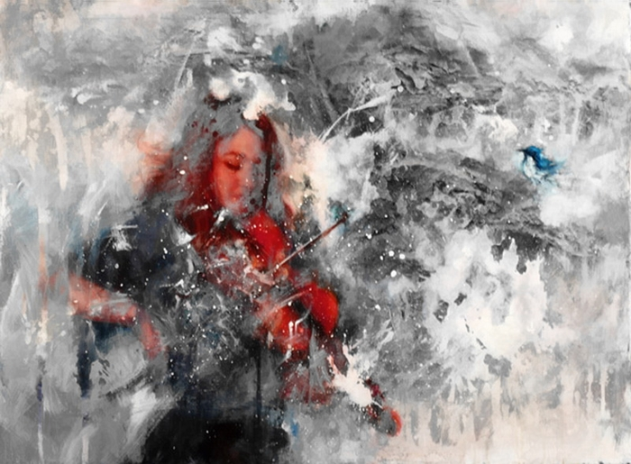 James Wu | Chinese painter