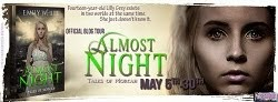 Blog Tour: ALMOST NIGHT
