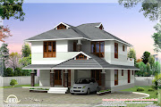 1760 square feet (164 square meter)(195 square yards) 4 bhk sloping roof .