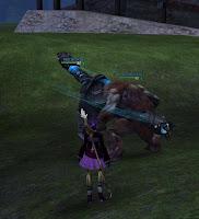 GW2 Guild Wars 2 golem power suit bear form