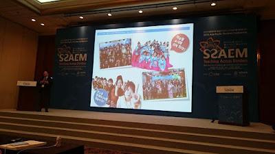 SSAEM 2015 : Perkongsian di Bumi Korea
