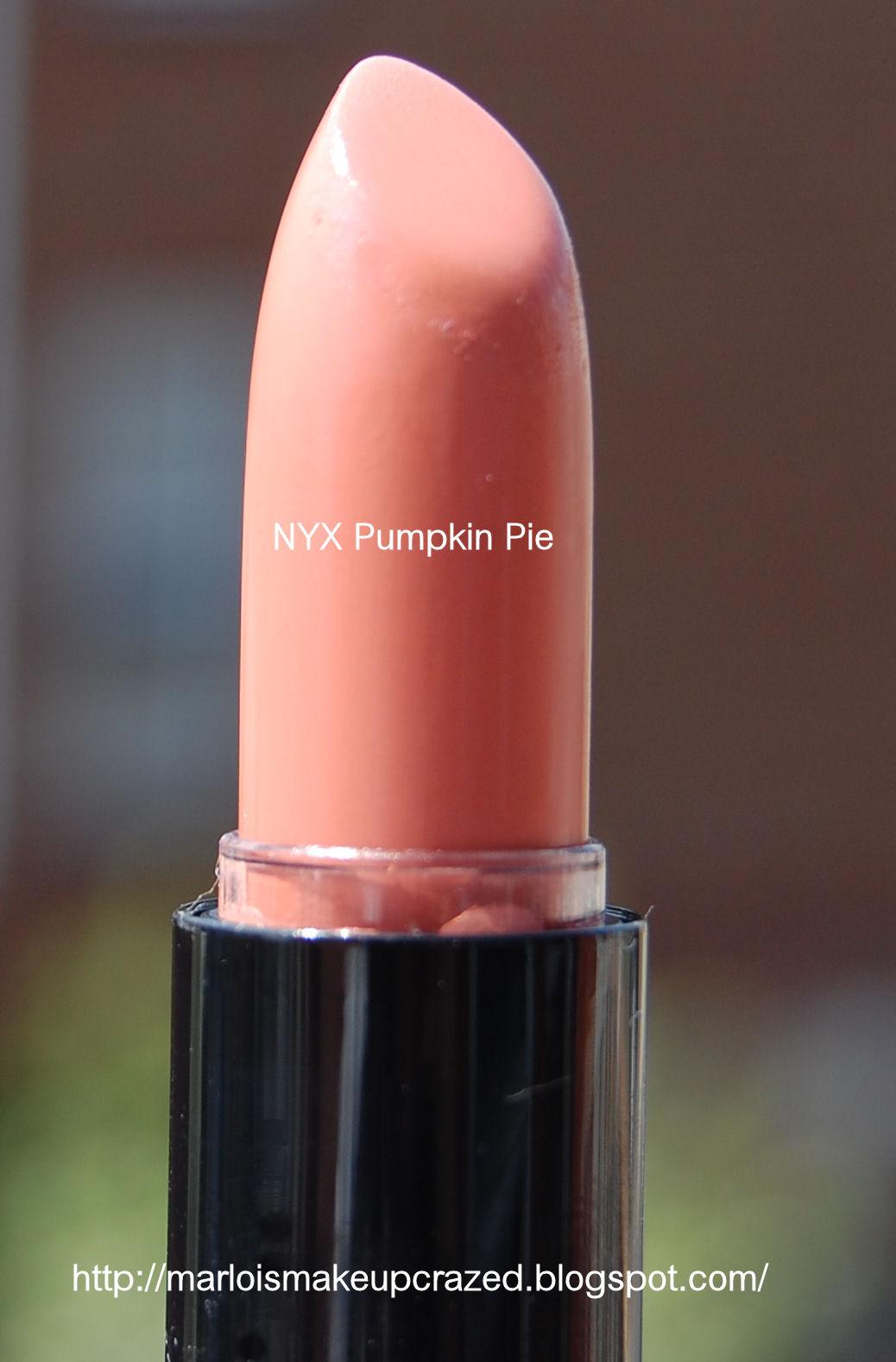 Beauty is Everywhere Around Us: NYX Round Lipstick ...
