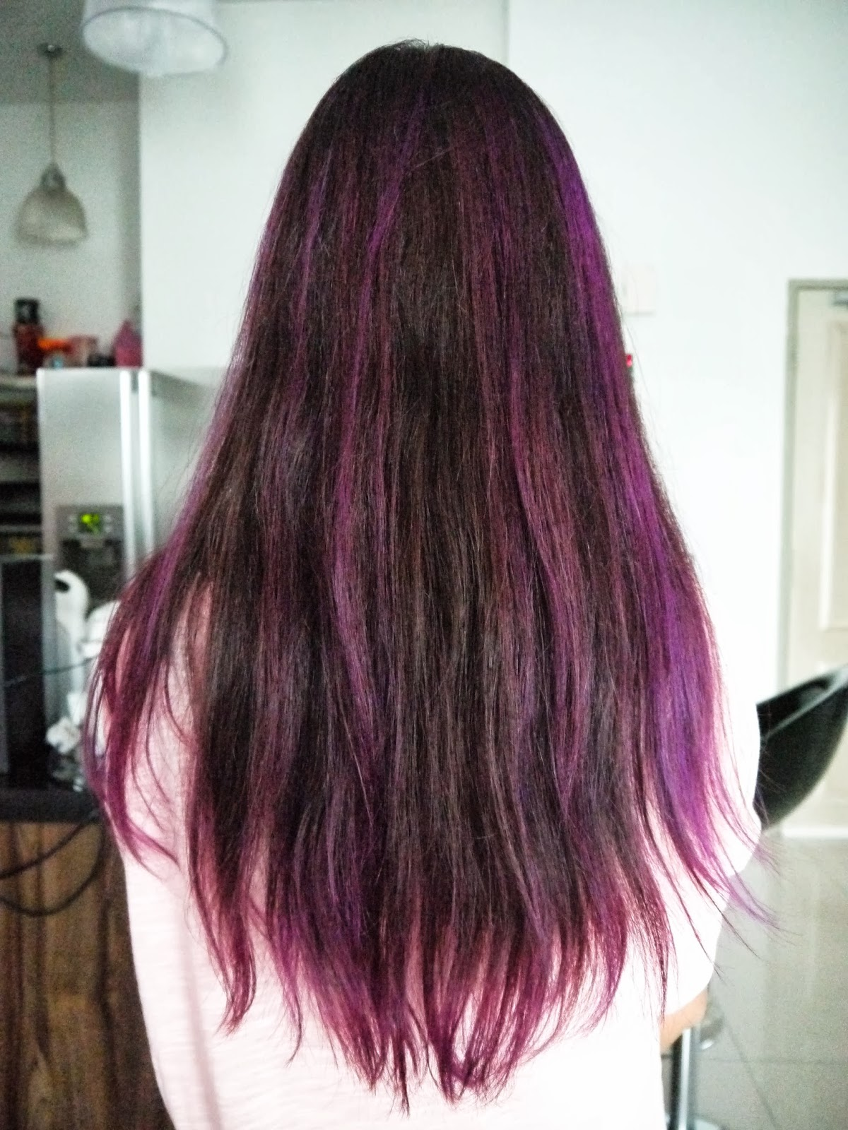 Le Purple Hair Mishpochas