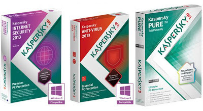 O7XRVK5 compressed Download   Kaspersky Anti Virus & PURE & Internet Security 2013   v13.0.1.4190 + Ativação