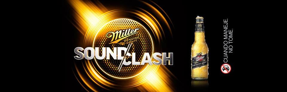 Soundclash by Miller.