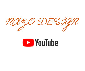 Nazo Design on YouTube